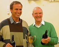 2012 Winners, Mike Seaver & Simon Barb